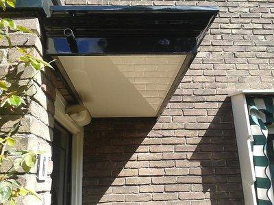 Deurluifel type Delft in hoek 2 kleuren